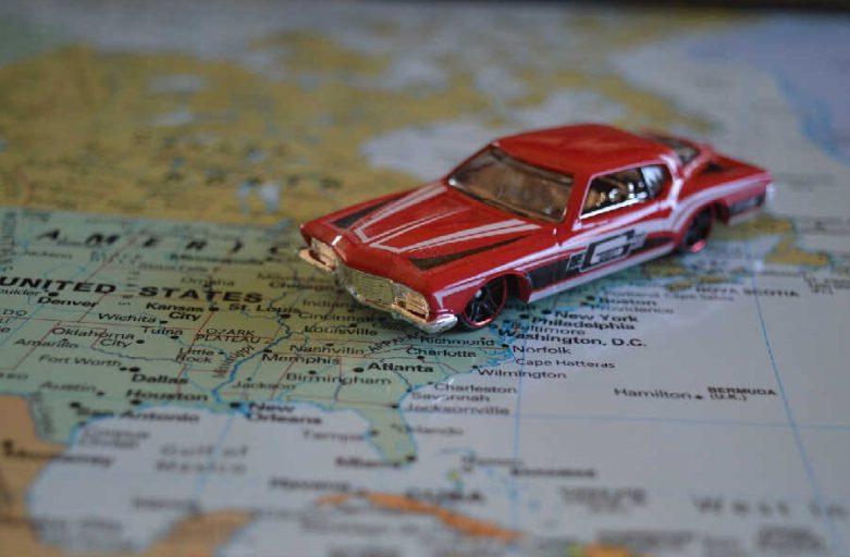 Pouvez-vous demander l'ESTA même si vous n'êtes pas sûr de votre itinéraire ?