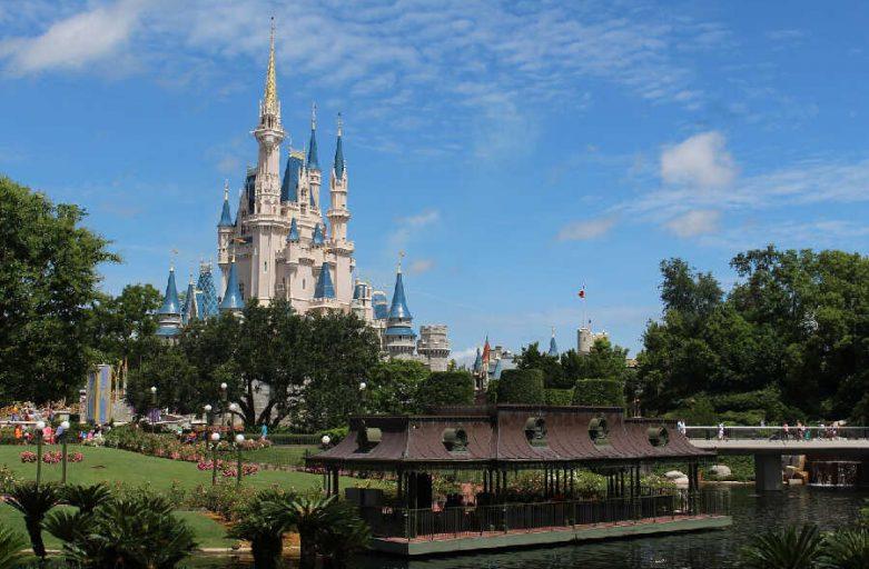 Visiter un parc Disney américain